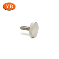 Stainless Steel Knurled Thumb Custom Screw Made in China