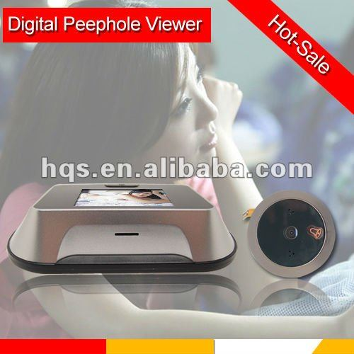 2.8inch Smart Home with 0.3 Mega Pixel High-definition Viewer