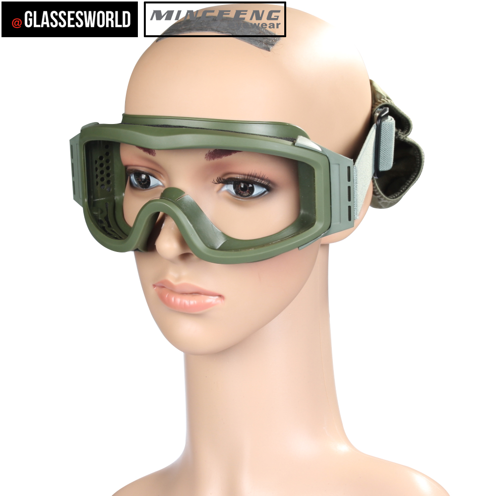 2015 New Military Glasses Safety Goggles