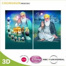 Disney Audit Factory Custom hindu god picture