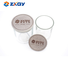 custom logo and size wooden lid bottle cap