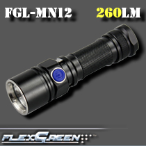 military aluminum EDC AA battery LED 10w xml2 <strong>U2</strong> mini flashlight