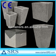 Granite garden outdoor stone water trough