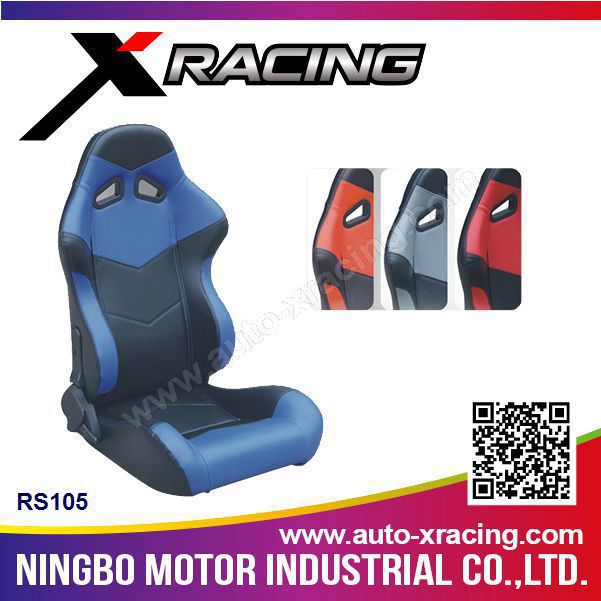 XRACING RS1005 car seat height adjuster, heated cooled car seats, ergonomic car seat