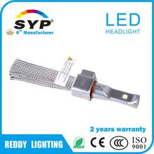 Hot Selling high power all-in-one design DC 12V cob Led Headlight H7, led h4