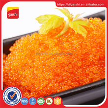 Dried tobiko flying fish roe
