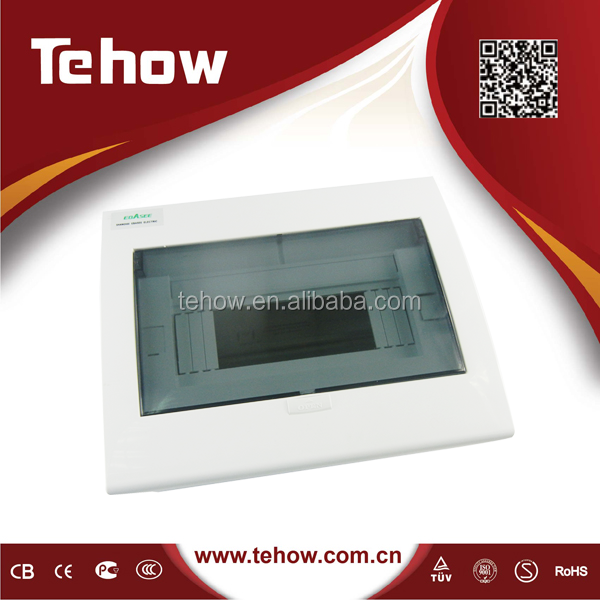 junction wiring box ip66 ABS plastic waterproof electrical junction enclosure waterproof MCB distribution DB box