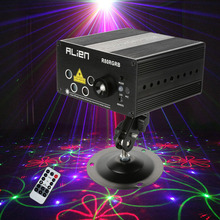 New Arrivals RGB Home Mini Disco Laser Stage Lighting Projector