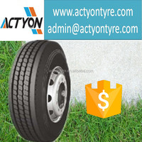 Low price discount not used truck tires