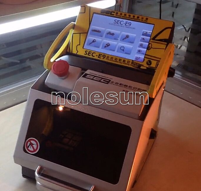 full automatic machine key easily use than normal machine