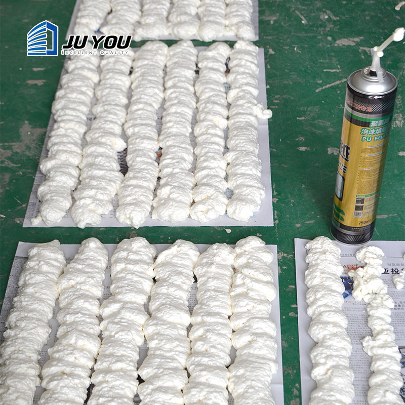 manufacture expanding spray polyurethane foam for industry