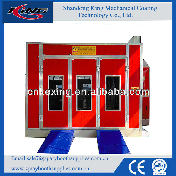 China High Performance Automotive Paint Spray Booth for Sale