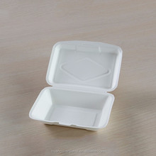 Disposable Food Grade Paper Food Box for Fast Food Packaging