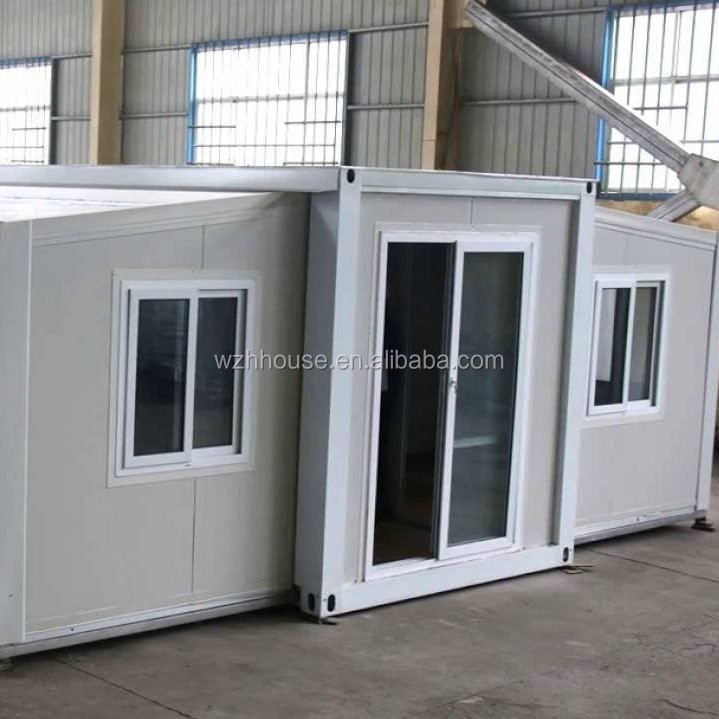 Fast assembly easy installation expandable fabricated house