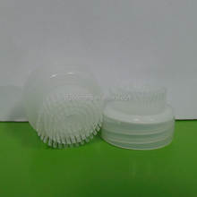 28mm plastic brush cap/plug /press cap/flip cap or etc.