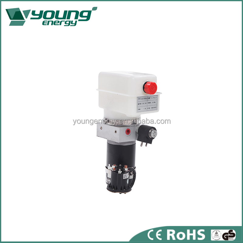 New Design china hydraulic power unit
