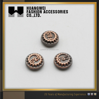 Wholesale decorative garment rivets
