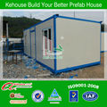 KH-BUILDING good insulated prefabricated living container