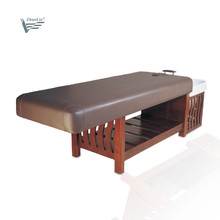High Quality Wooden Hair Salon Shampoo Washing bed