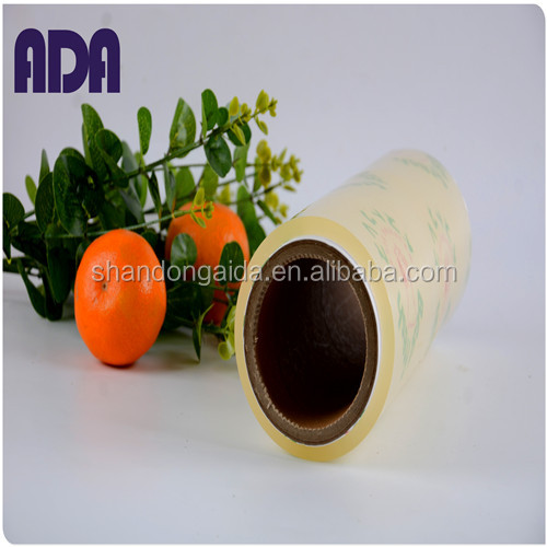 Ada hot sale high quality pvc cling film for Africa
