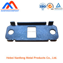 Custom sheet metal processing metal roof parts sheet metal