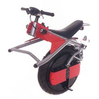 China 40km/h Automatic Electric Motorcycle one wheel electric scooter For Adult