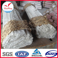 Insulation 95 Alumina Al2O3 Ceramic Pipes /Substrates