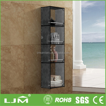 china manufacturer list seraphic locked display shelves for shop