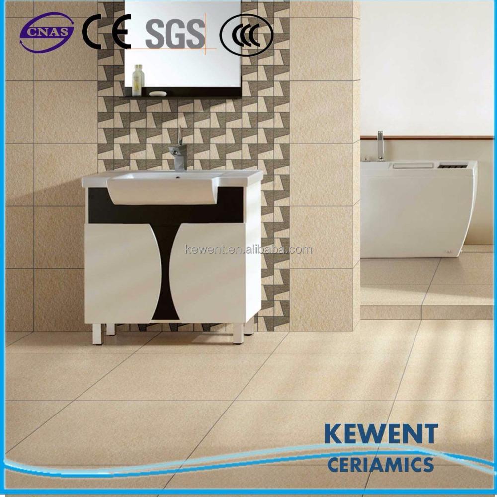 Floor tiles for bathroom non slip
