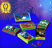 K0201 Match cracker firecrackers/1# banger loud firecracker fireworks