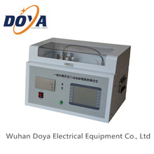 Oil Resistivity and Tan Delta Test Machine / Set