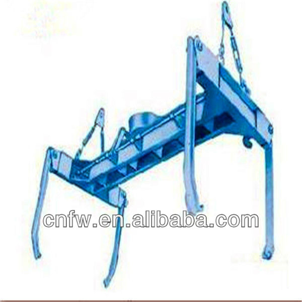 Gongyi Fuwei Heavy Machienry Plant/automstical AAC Overturning crane from Henan