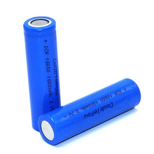 China manufacture 3.7V 1800mah backup power 18650 li-ion battery