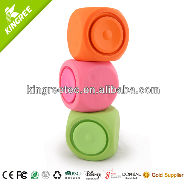 External speaker for mobile phone/magic audio speaker/colored speaker wire