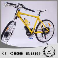 2016 STEAMOON stm-c02 700C 24 speeds racing bike electric motor road bike