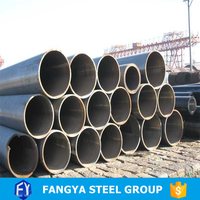Tianjin Fangya ! mild steel density astm a53 q345 black steel tube with high quality