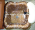 Disposable plastic spa liner for beauty salom