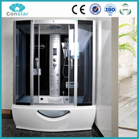CONSTAR New style spa shower room designs mobile steam shower room from Hangzhou