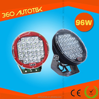 96w Driving Spot Led Work Light For 4wd Off-road Vehicle 96w Driving Spot Led Work Light Manufacturer