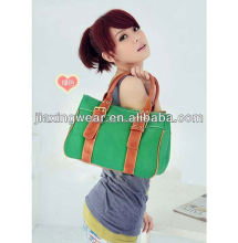 Hot sales fashion bag handbag leather bag for shopping and promotiom,good quality fast delivery