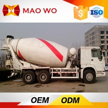 3 wheel mini Concrete Mixer Truck for Sale in guangdong