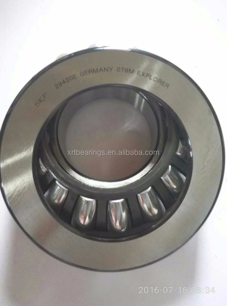 SKF 29420 E Chinese Motorcycle Engine SKF 29420E Bearing 100x210x67 mm High Quality Thrust Spherical Roller Bearing SKF 29420E