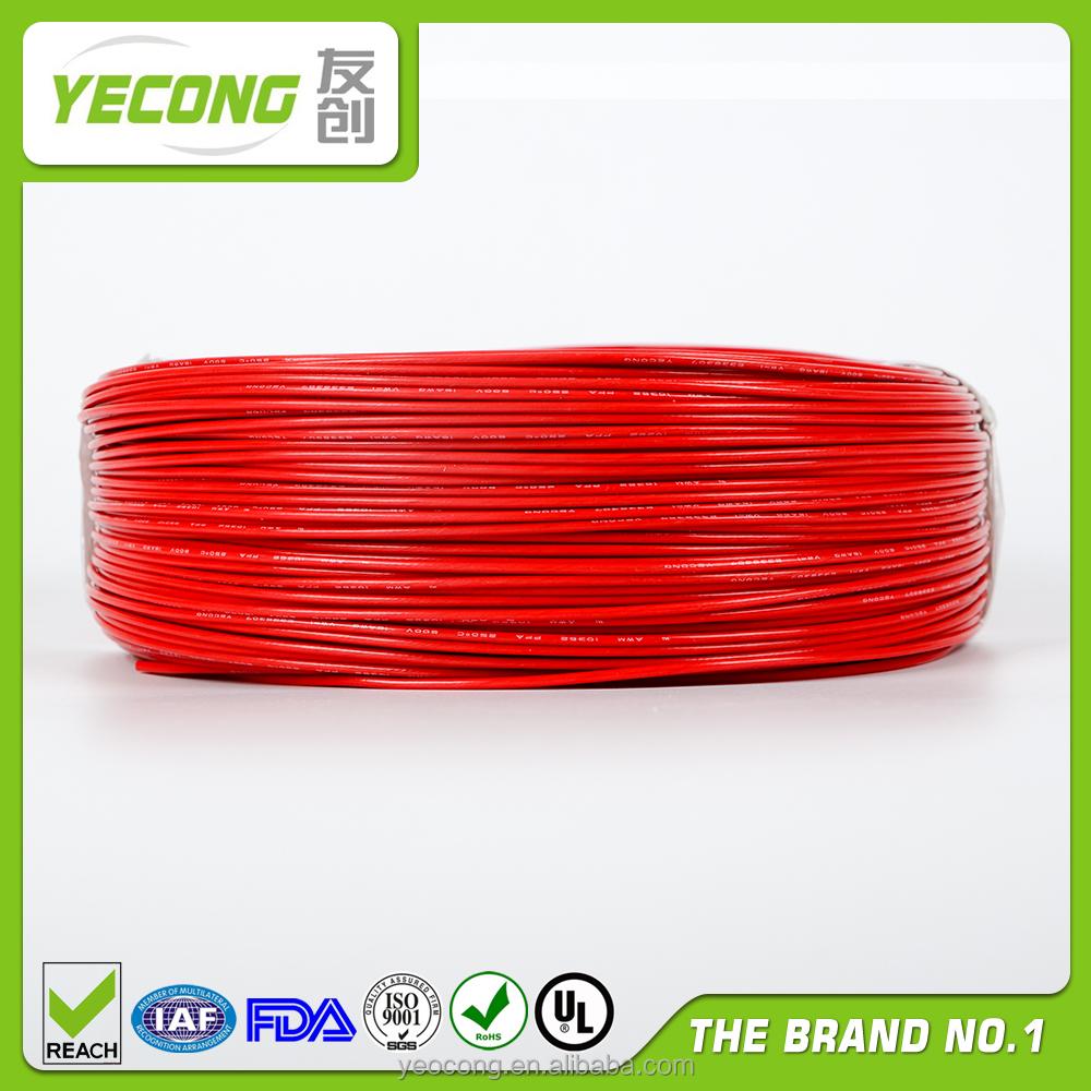 Ptfe Wire Mil-w-16878/4 Type E 20awg - Buy Ptfe Wire,Mil-w-16878/4 ...