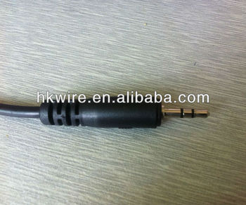 TRS/TRRS 2.5mm Jack Plug Cable