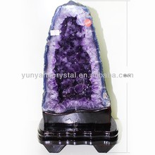 wholesale natural amethyst geode
