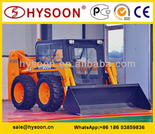 CE approved with best price low height skid steer 30 kinds more skid steer attachments for option