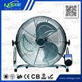 FF-400A 16 inch high velocity metal floor standing industrial fan
