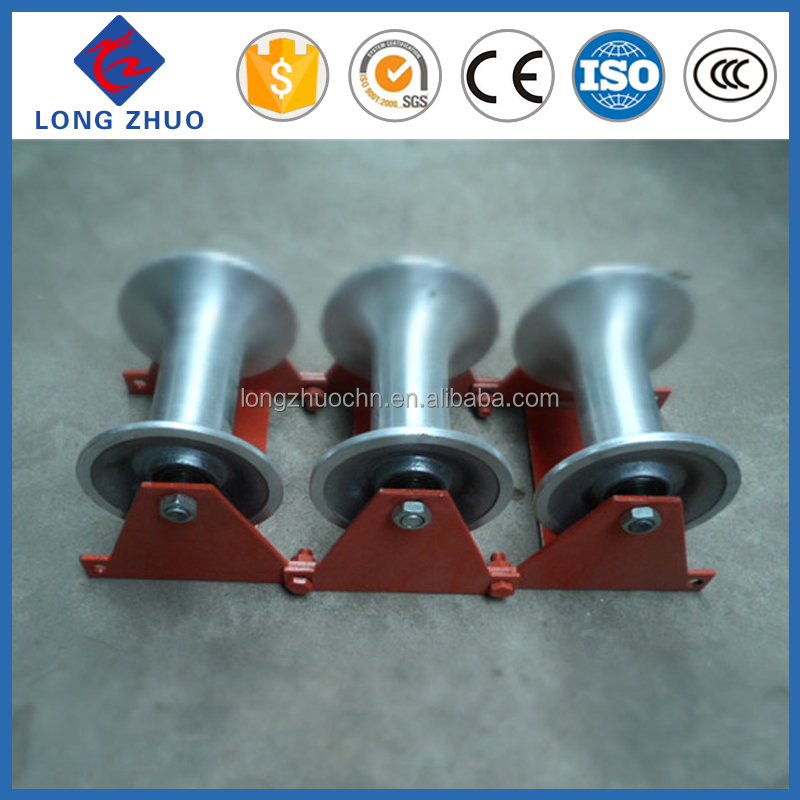 Cable Rollers, Triple Corner Rollers, Cable Guides