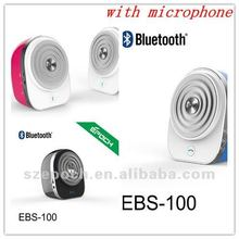 2012 Cheap wireless bluetooth outdoor speakers for iphone,Ipad,andriod tablets