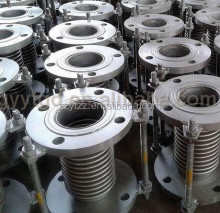 Manufacturer Metallic large diameter bellows